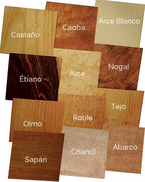 Quienes somos dep sito de maderas el guayac n - Tipo de madera para exterior ...