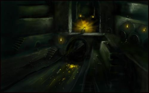 Le réseau de canalisations souterraines Couloirs_undertown-241b216